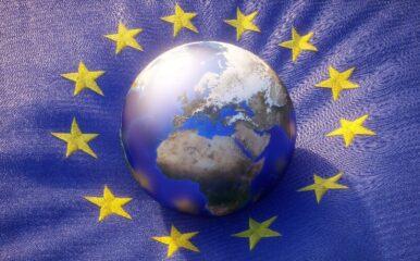 GDPR EU World