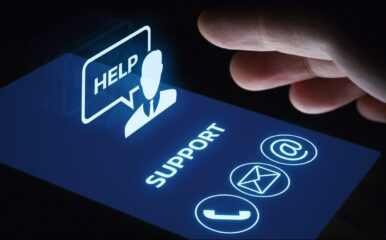 customer service applications