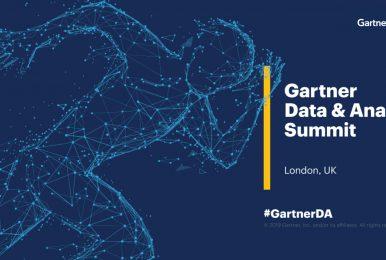 Gartner Data & Analytics Summit 2020