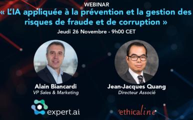 IA détection fraude corruption
