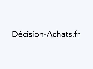 decision achat intelligence artificielle