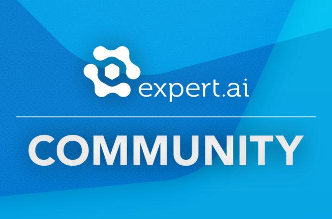 Natural Language User Community