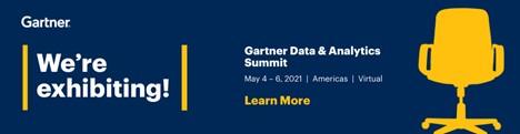 Gartner Data & Analytics Summit 2021
