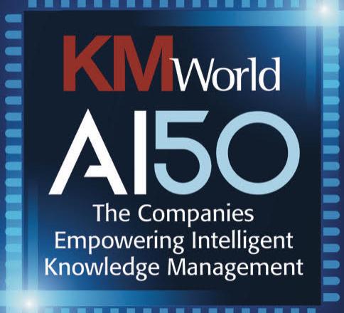 KMWorld AI 50