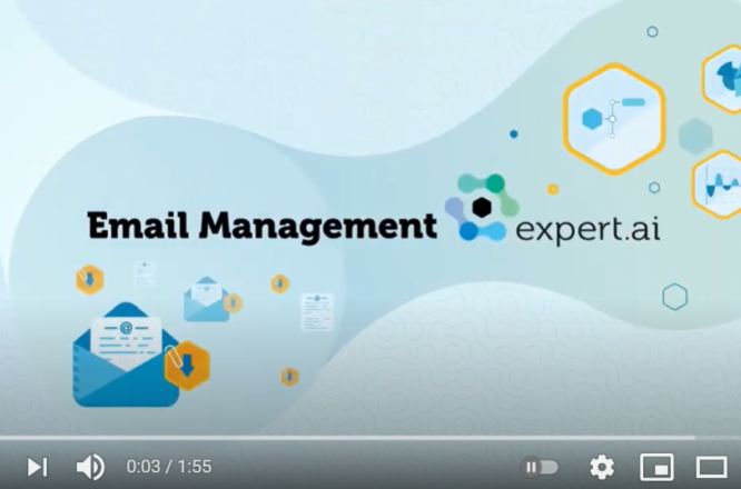 Expert.ai for Email Management