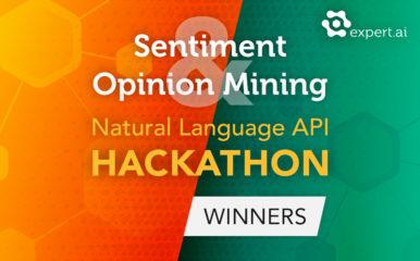 sentiment opinion mining hackathon