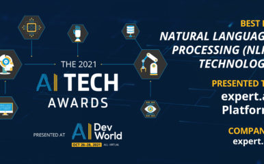2021 AI TechAwards
